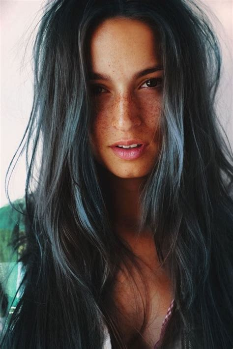 Best Quality Esther A B 17 best ideas about green hair on emerald