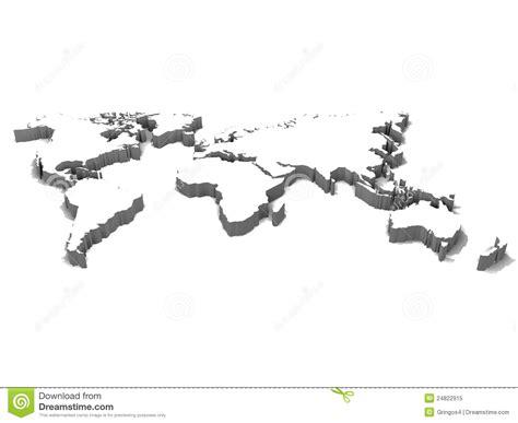 world map illustration free illustration of a world map on white stock illustration