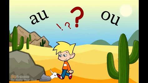 Spelling Of by Spelling Au Ou