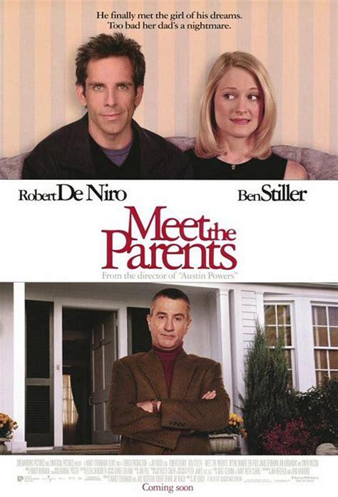 meet the parents meet the parents 2000 posters traileraddict