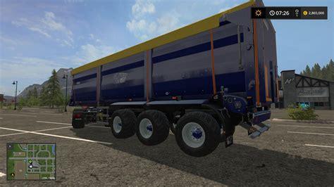 kre bandit sb30 60 dh v1 0 0 trailers farming kre bandit sb30 60 dh v1 0 0 fs2017 farming simulator