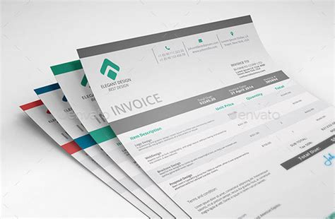 free graphic design invoice template freshbooks