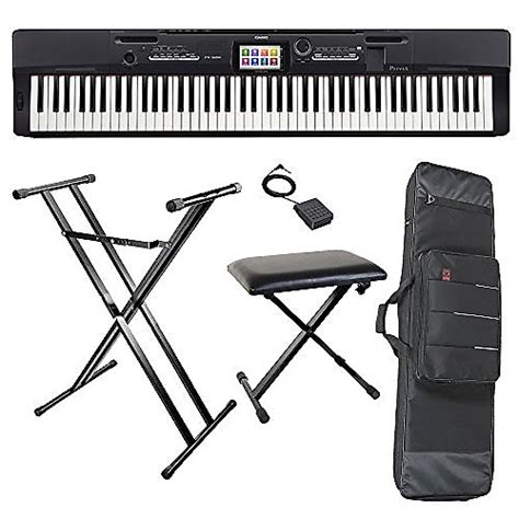 casio keyboard stand and bench casio px360bkk3 digital piano with casio x bench casio x