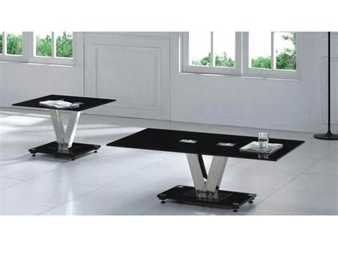 Black Glass Coffee Tables Uk V Black Glass Coffee Table Homegenies