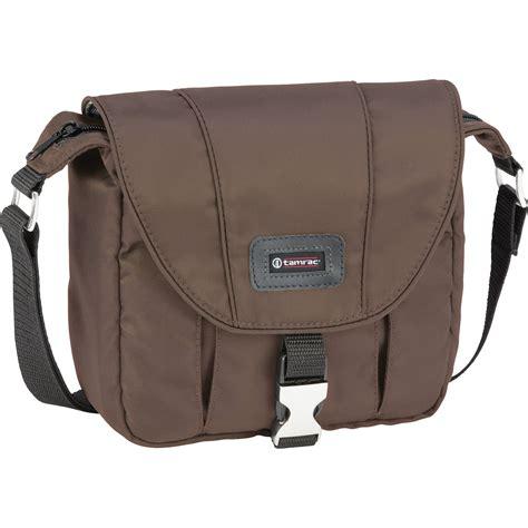 tamrac bag tamrac 5421 1 shoulder bag brown 542111 b h photo