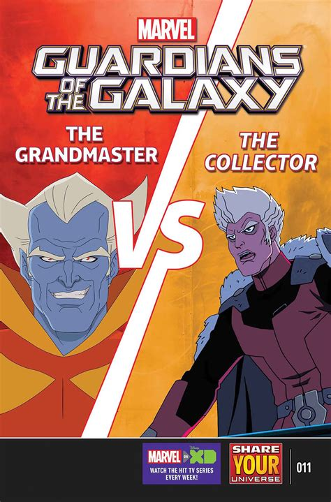 Guardian Of The Galaxy 11 marvel universe guardians of the galaxy 11 fresh comics