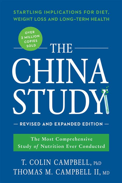 chinese study the china study t colin cbell center for nutrition