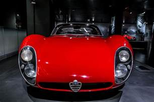 Alfa Romeo Bb Alfa Romeo 33 Straddle Golden Anniversary By Car Magazine