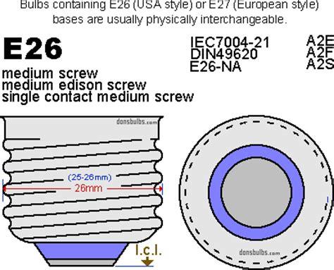 what is an e26 light bulb base porcelain l socket e27 l holder gu10 l holder