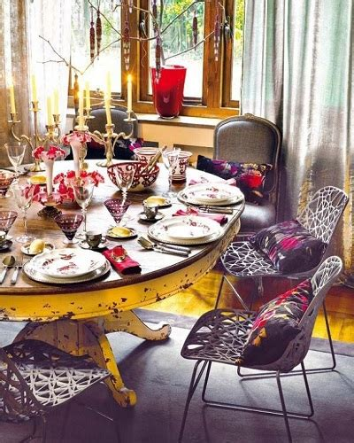 decorare la tavola per natale tavole natalizie in immagini diredonna