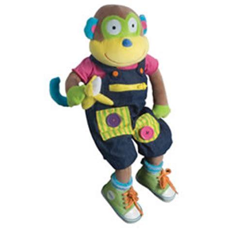 Monkey Jumbo Xl motor skills activities