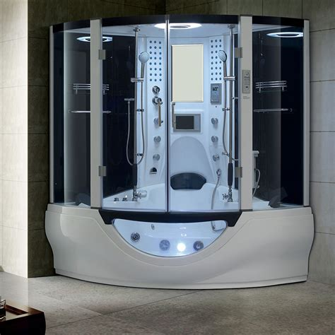 whirlpool bath with shower new 2015 computerized steam shower jetted