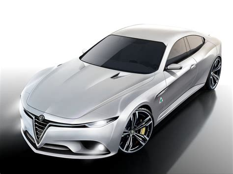 eight new alfa romeo models to arrive by 2018 gtspirit