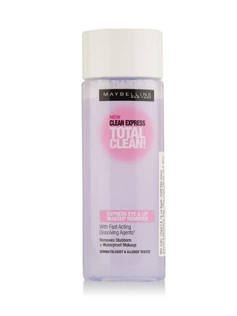 Maybelline Make Up Remover buy maybelline clean express eye lip make up remover for