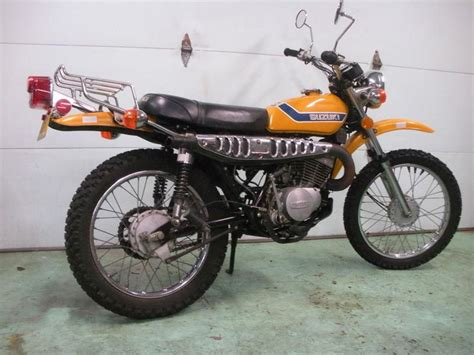 Suzuki Ts 185 Parts Buy 1973 Suzuki Ts185 Great Condition On 2040 Motos