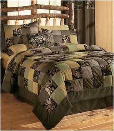 camo comforter set king twin quilt and king on pinterest