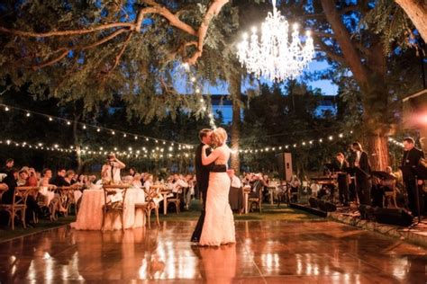 romantic backyard wedding romantic backyard wedding by robert evans karson butler