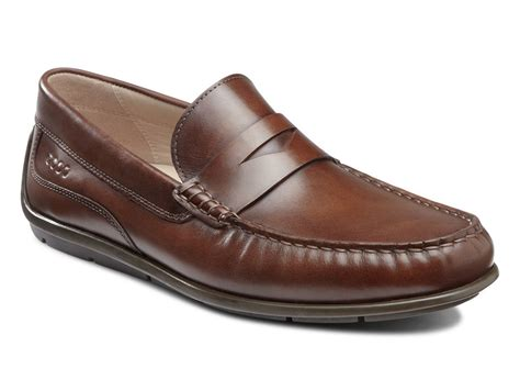 ecco loafer free shipping the ecco classic moc loafer for