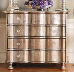 Repainting Kitchen Cabinets Diy by Design Fixation Metallic Finishes On Furniture
