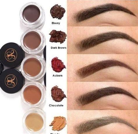dipbrow colors dip brow eyebrows and brown on