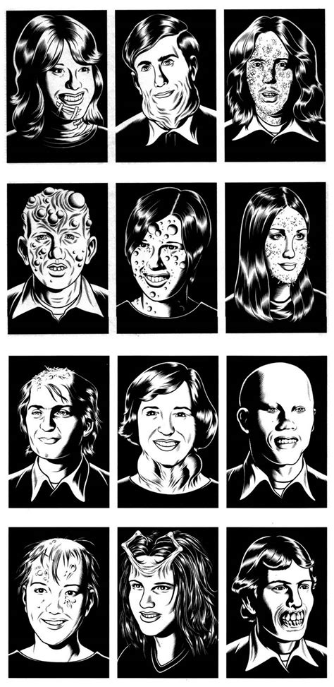 fantagraphics studio edition charles burns black books charles burns http www fantagraphics charlesburns