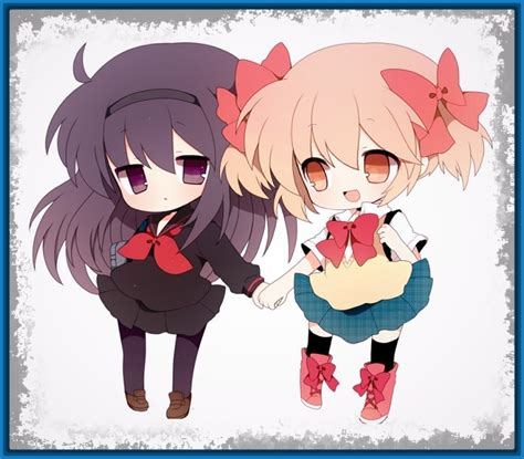 imagenes de anime kawaii de amigas descarga imagenes de amigas en anime imagenes de anime