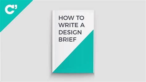 design brief help 10 questions to help you write a killer design brief c