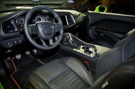 Dodge Challenger 2015 Interior 2015 dodge challenger interior
