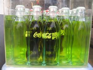 original color of coca cola the sunday afternoon special the circular