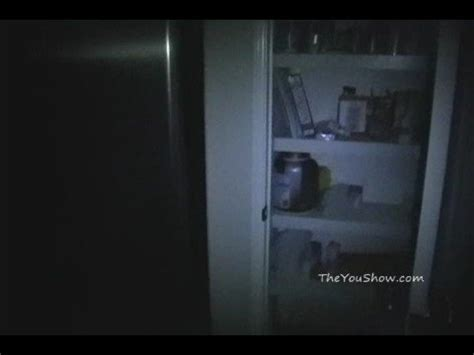 ghost in the pantry