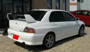 Mitsubishi 2003 Lancer Document Moved