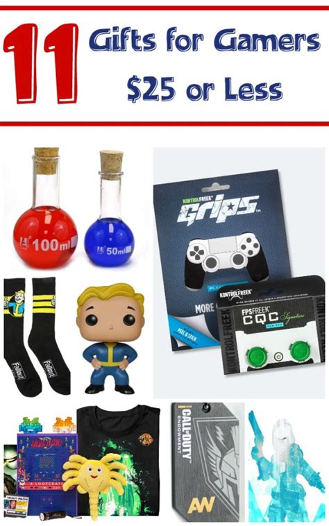 gifts for gamer 11 inexpensive gift ideas for gamers