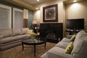 Gray Couch What Color Walls Grey Couch Beige Wall Brown Carpet Home Pinterest