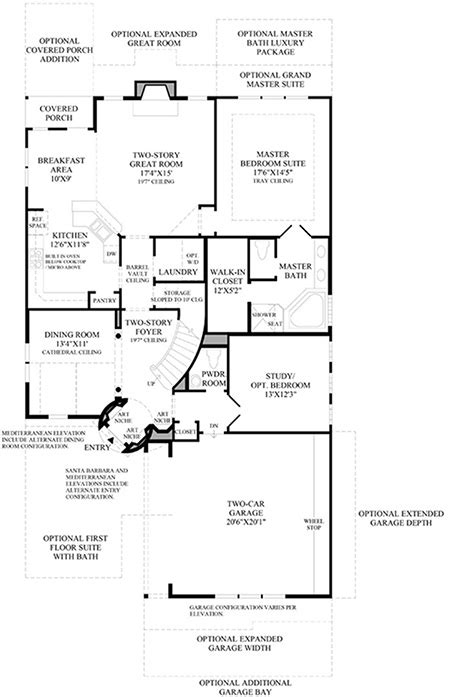 the lofts at normandy floor plans balmoral at west park villas luxury new homes in plano tx