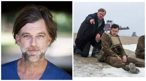 candidature film dunkirk paul thomas anderson elogia dunkirk dell amico christopher