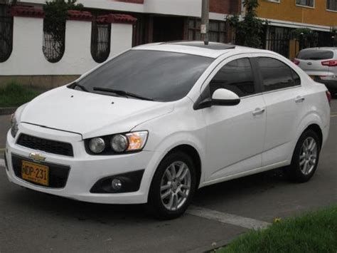 Chevy Sonic Ground Clearance by Chevrolet Sonic 1 6 2000 Auto Images And Specification
