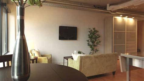 mosler lofts industrial modern open  bedroom condo