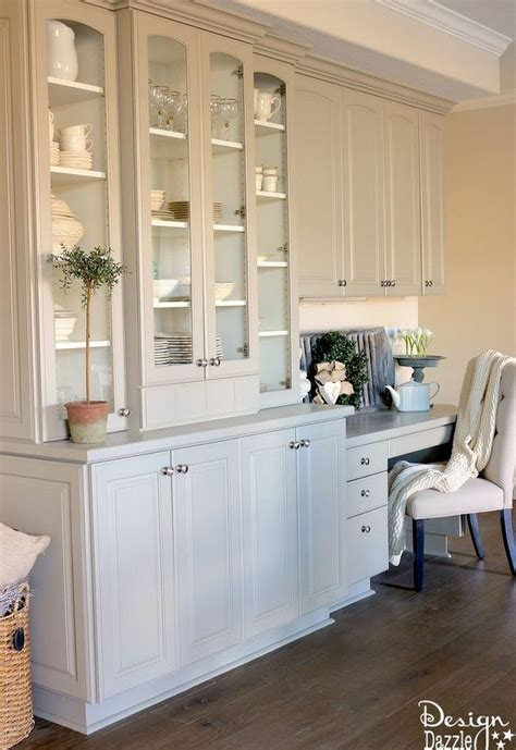 kitchen cabinets china people are obsessed with this maple china cabinet makeover