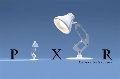 Pixar Lamp Logo by Lamp Comes To Life In Pixar Logo Style With A Little