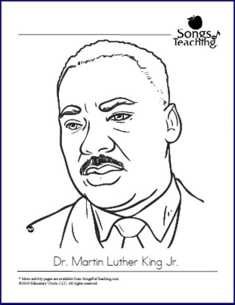 martin luther king coloring pages for toddlers 93 dr martin luther king jr coloring pages for