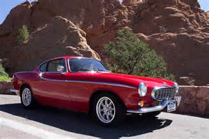 Volvo 1800 S Garden Of The Gods And My Volvo 1800s Algorithms For The