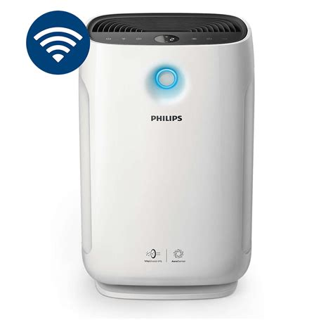 series  connected air purifer ac philips