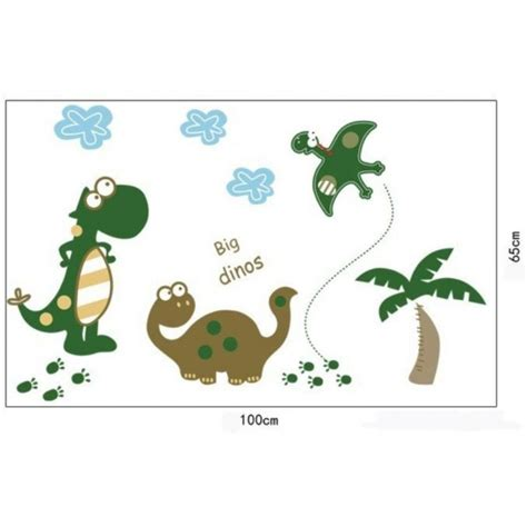 dinosaur wall stickers dinosaur wall sticker wall decals vinyl wall stickers by walldecalscanada ca