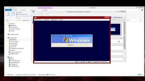 youtube tutorial windows xp tutorial installazione windows xp mode su windows 8 8 1