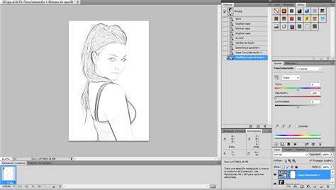 tutorial fotografia tutorial pasar fotografia a dibujo con photoshop cs5