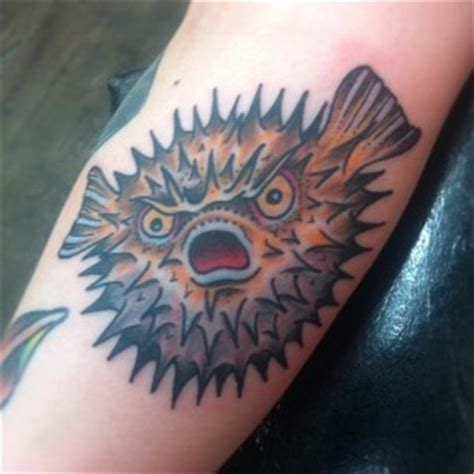 puffer fish tattoo 1000 images about tattoos on japanese koi