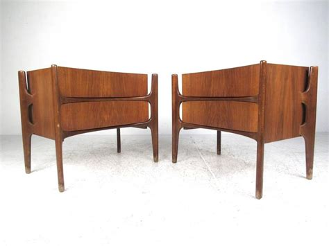 mid century bedroom furniture mid century modern bedroom set by edmond j spence for sale at 1stdibs