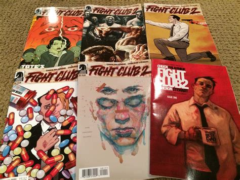 fight club 2 graphic novel pre order fight club 2 now litreactor