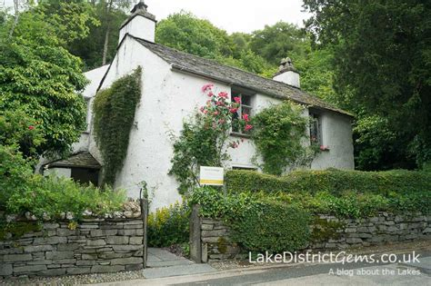 Wordsworth Cottage by Poetic Licence Dove Cottage The Home Of William