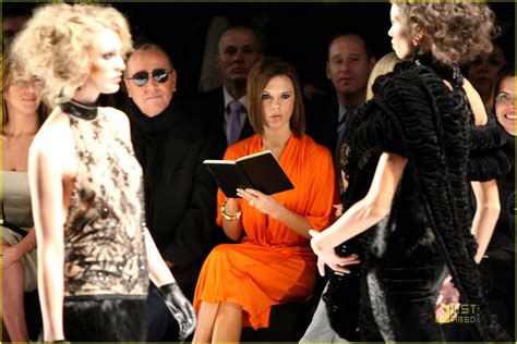 Fergie To Be A Judge On Project Runway by Beckham Is A Project Runway Judge Photo 917621